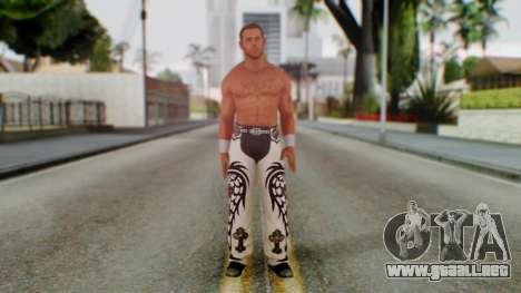 WWE HBK 3 para GTA San Andreas segunda pantalla