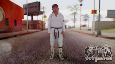 Ricky Steam 2 para GTA San Andreas segunda pantalla