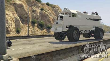 Monster Train para GTA 5
