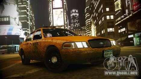 Ford Crown Victoria L.C.C Taxi para GTA 4