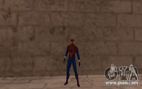 Sensacional Spider-Man Ben Reilly Robinosuke para GTA San Andreas tercera pantalla
