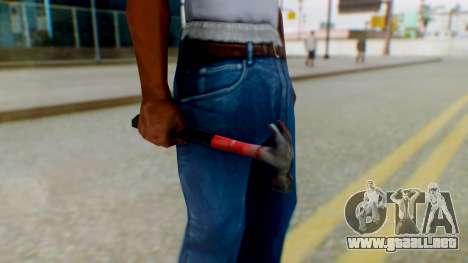 Vice City Hammer para GTA San Andreas tercera pantalla