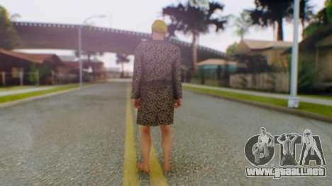GTA Online Executives and other Criminals Skin 3 para GTA San Andreas tercera pantalla