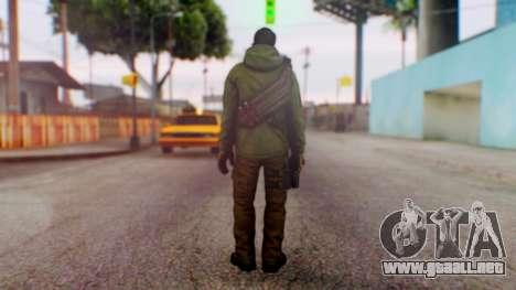 Counter Strike Online 2 Leet para GTA San Andreas tercera pantalla