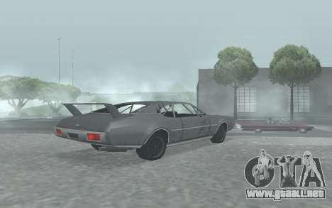 Clover Stock Car para GTA San Andreas left