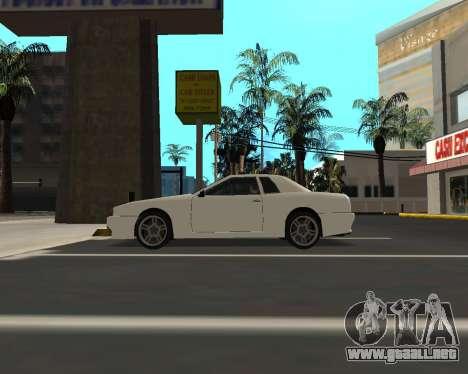 Elegy C35 para la visión correcta GTA San Andreas