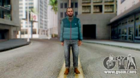 GTA 5 Trevor para GTA San Andreas segunda pantalla