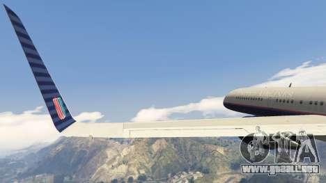 GTA 5 Boeing 757-200 octavo captura de pantalla