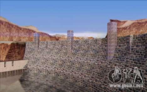 Nueva presa para GTA San Andreas sexta pantalla