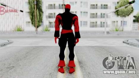 Spider-Man Shattered Dimensions - Deadpool para GTA San Andreas tercera pantalla