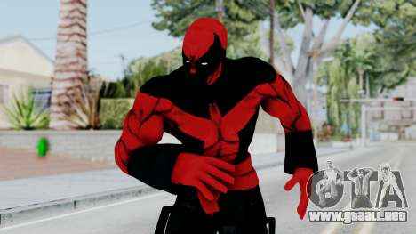 Spider-Man Shattered Dimensions - Deadpool para GTA San Andreas