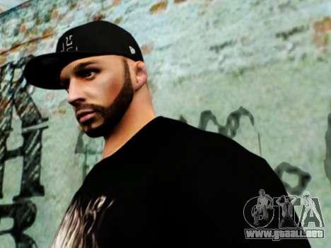 POR-H Gangsta13 para GTA San Andreas segunda pantalla