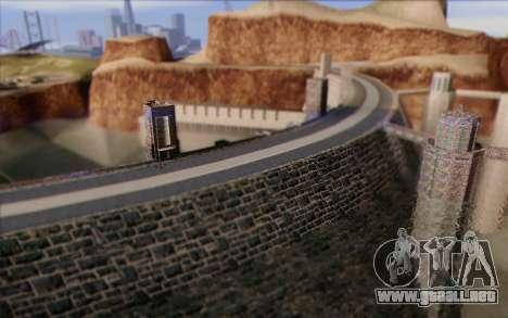 Nueva presa para GTA San Andreas