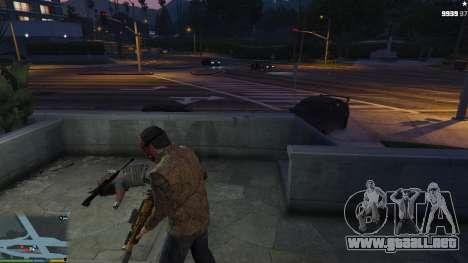 GTA 5 The Lifeinvader Heist sexta captura de pantalla