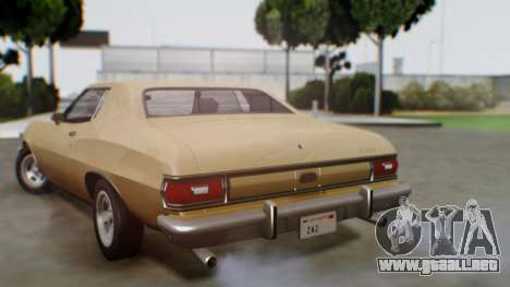 Ford Gran Torino 1974 para GTA San Andreas left