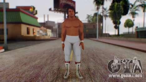 Ricky Steam 1 para GTA San Andreas segunda pantalla
