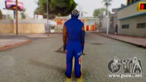 Rey Misterio para GTA San Andreas tercera pantalla