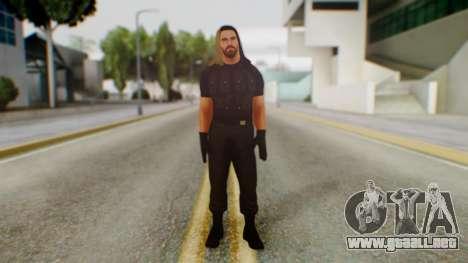 Seth Rollins para GTA San Andreas segunda pantalla