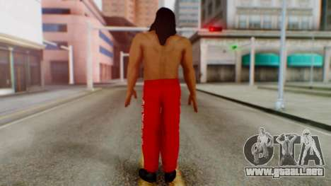The Great Khali para GTA San Andreas tercera pantalla