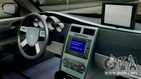 New Police LV para la visión correcta GTA San Andreas