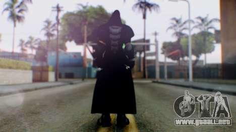 Reaper - Overwatch para GTA San Andreas tercera pantalla