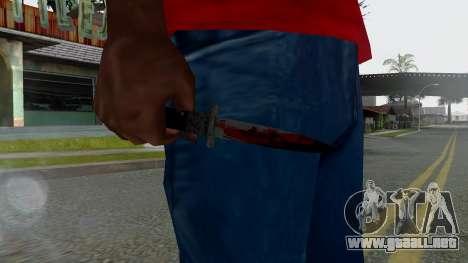 GTA 5 Switchblade para GTA San Andreas tercera pantalla