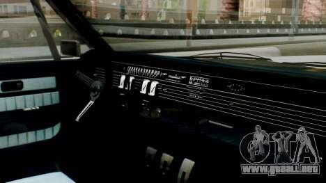 GTA 5 Vapid Chino Tunable IVF PJ para la visión correcta GTA San Andreas