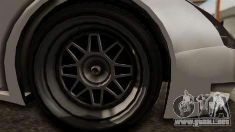 GTA 5 Bravado Verlierer IVF para la visión correcta GTA San Andreas