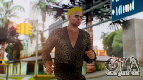 GTA Online Executives and other Criminals Skin 3 para GTA San Andreas