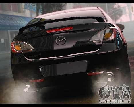 Mazda 6 Sport para GTA 4 left