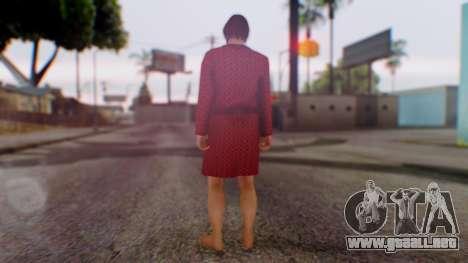 GTA Online DLC Executives and Other Criminals 1 para GTA San Andreas tercera pantalla