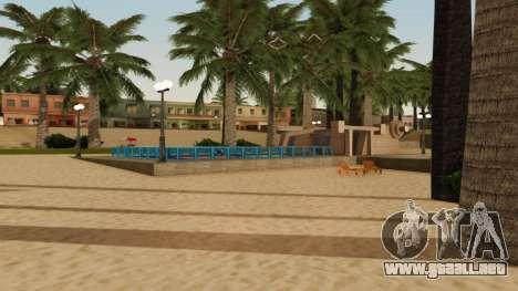 ENB by Robert v8.4 para GTA San Andreas segunda pantalla