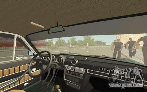 VAZ 2103 Sport tuning para vista inferior GTA San Andreas