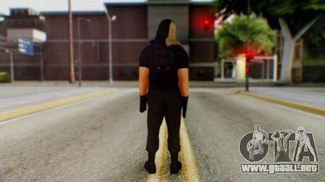 Seth Rollins para GTA San Andreas tercera pantalla