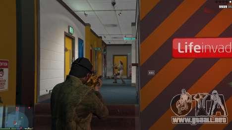 GTA 5 The Lifeinvader Heist quinta captura de pantalla