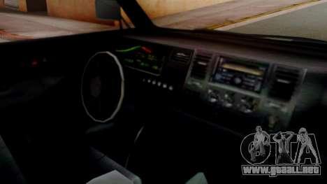 GTA 5 Rental Shuttle Bus Touchdown Livery para la visión correcta GTA San Andreas