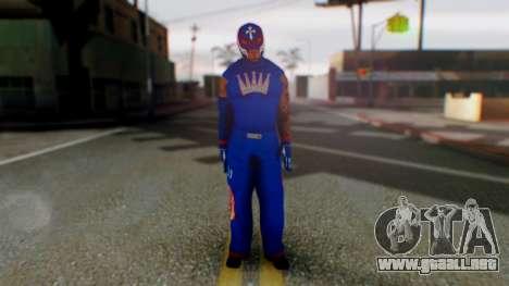 Rey Misterio para GTA San Andreas segunda pantalla