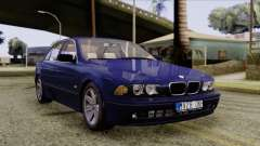 BMW 530D E39 2001 Stock para GTA San Andreas