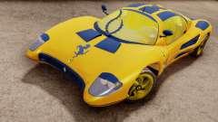Ferrari P7 Gold