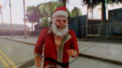 GTA Online Festive Surprise Skin 2 para GTA San Andreas
