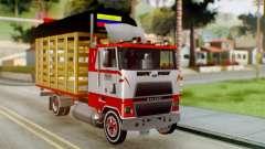 Ford 9000 Con Estacas Stylo Colombia