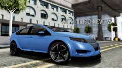 GTA 5 Cheval Surge