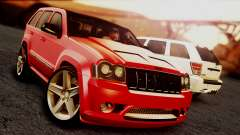 Jeep Grand Cherokee SRT8 Final version para GTA San Andreas