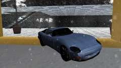 Nueva Banshee con techo para GTA San Andreas