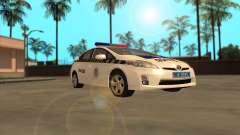 Toyota Prius De La Policía De Ucrania para GTA San Andreas