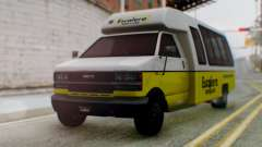 GTA 5 Rental Shuttle Bus Escalera Livery