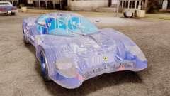 Ferrari P7 Crystal para GTA San Andreas