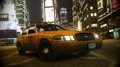 Ford Crown Victoria L.C.C Taxi para GTA 4