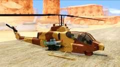 AH-1W IRIAF SuperCobra