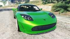Tesla Roadster Sport 2011